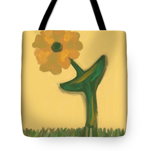 Growing Bronze Tote Bag