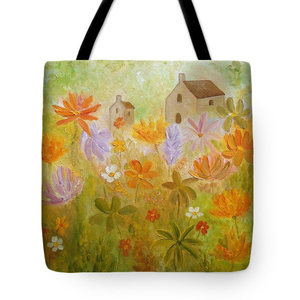 Hidden Folk Tote Bag