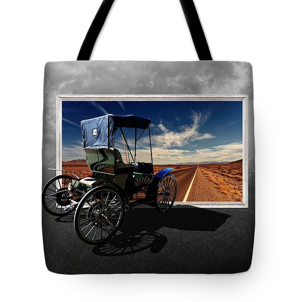 Let's Go On A Colorful Adventure Tote Bag