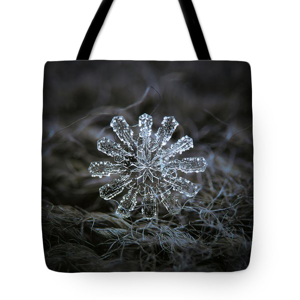 December 18 2015 - Snowflake 3 Tote Bag