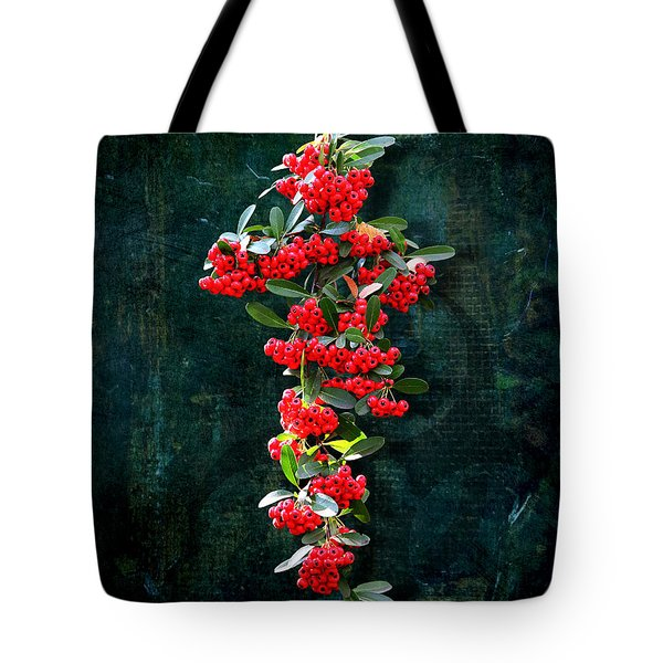 Pyracantha Berries - Do Not Eat Tote Bag