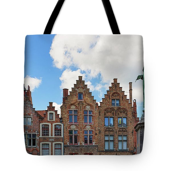 As Eyck Can Tote Bag