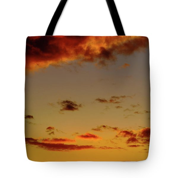 As The Sun Touches Tote Bag