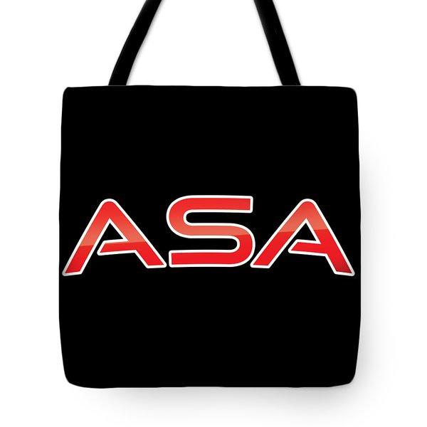 Asa Tote Bag