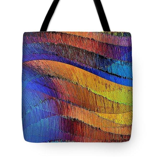 Ascendance Tote Bag