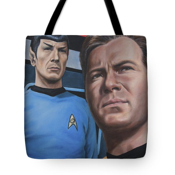 Assessing A Formidable Opponent Tote Bag