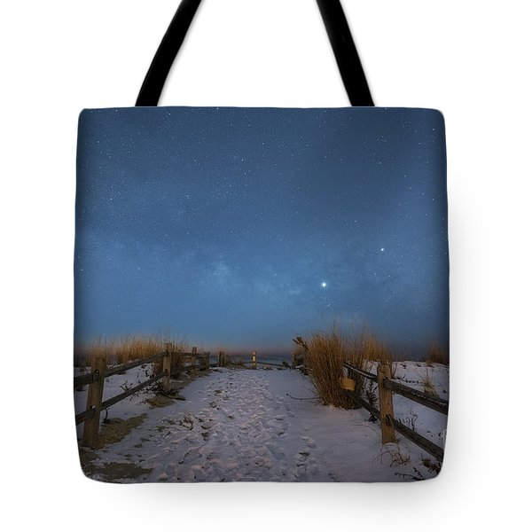 Astronomical Twilight  Tote Bag