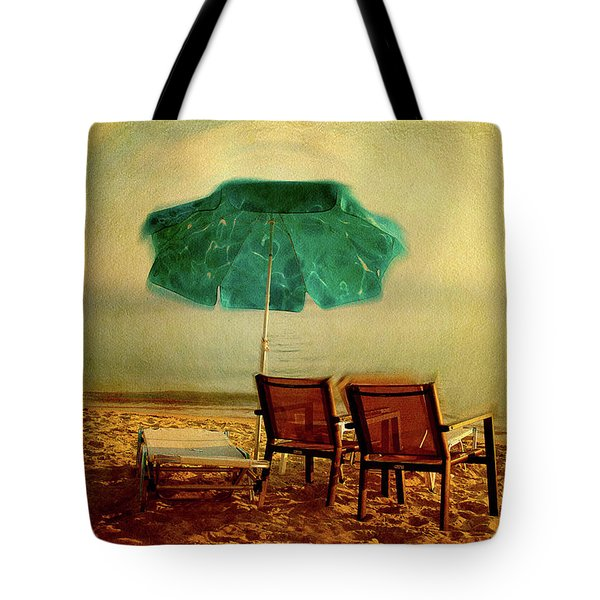 Tote Bag featuring the photograph At The End Of The Day by Milena Ilieva