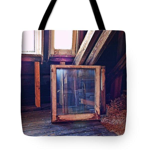 Attic #1 Tote Bag