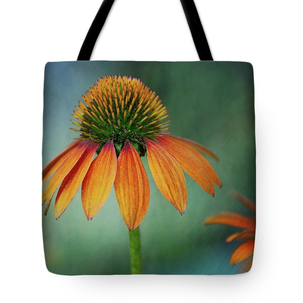 Tote Bag featuring the photograph Attracting Attention by Dale Kincaid