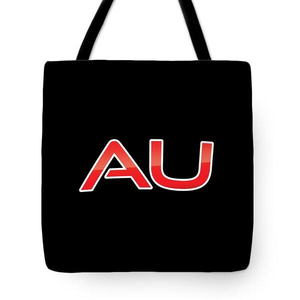 Au Tote Bag