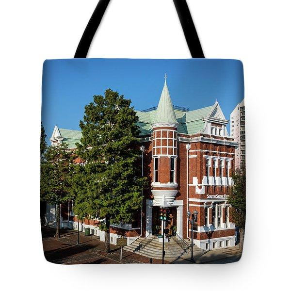 Augusta Cotton Exchange - Augusta Ga Tote Bag
