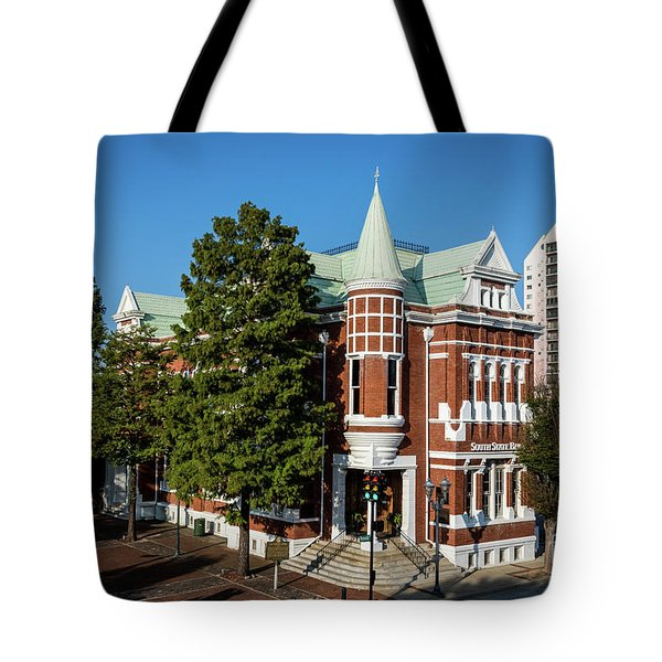 Augusta Cotton Exchange - Augusta Ga Tote Bag
