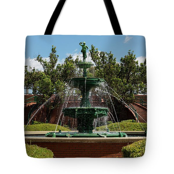 Augusta Riverwalk - Augusta Ga Tote Bag