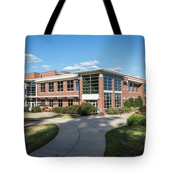 Augusta University Student Activity Center Ga Tote Bag