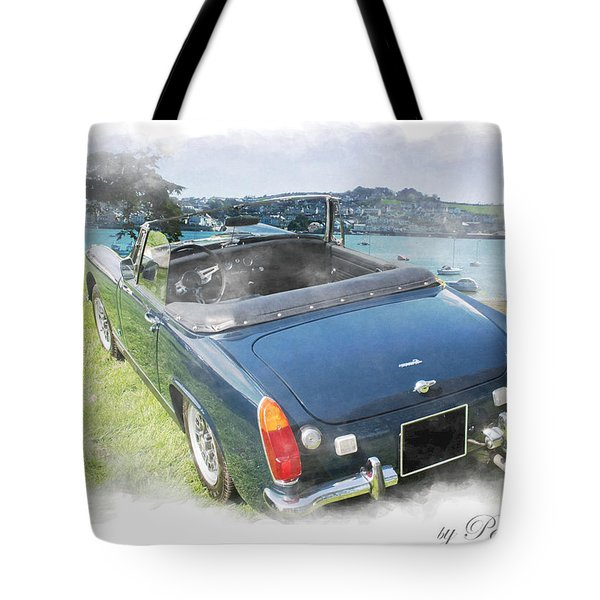 Austin Healey Sprite  Tote Bag
