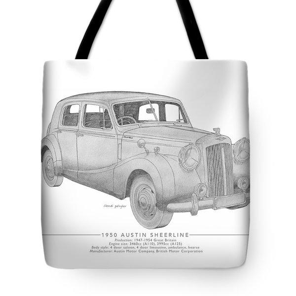 Austin Sheerline Saloon Tote Bag