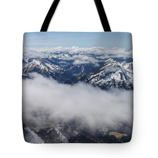 Austrian Alps Tote Bag