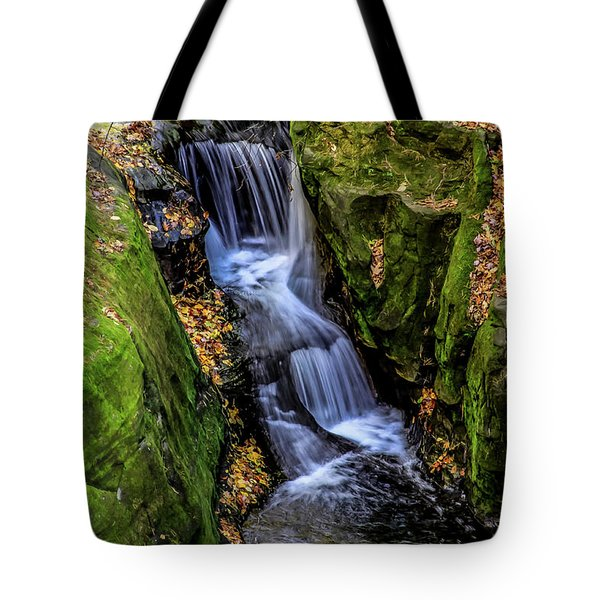 Autumn At Pewits Nest Tote Bag
