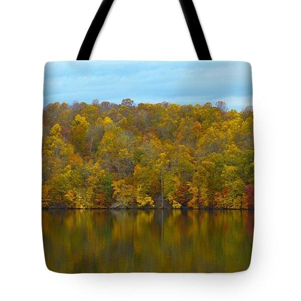 Autumn At Prettyboy Tote Bag