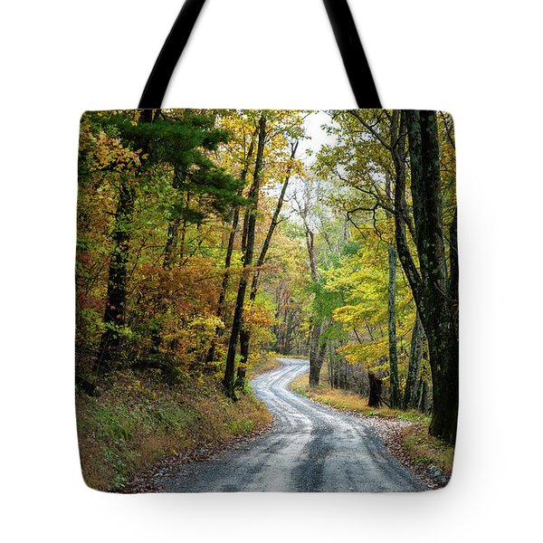 Autumn Begins  Tote Bag