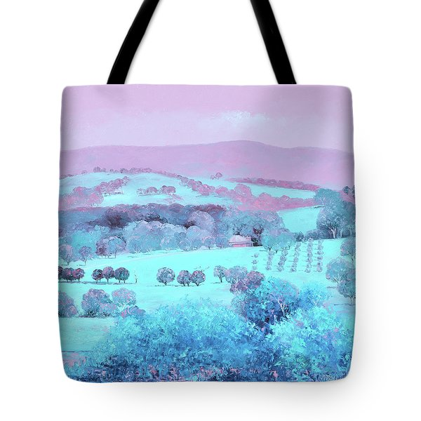 Autumn Days Drifting By Tote Bag