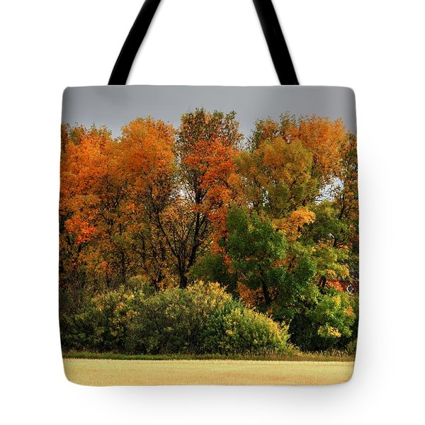 Autumn Is Nigh  Tote Bag