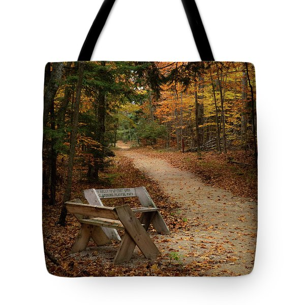 Autumn Meetup Tote Bag