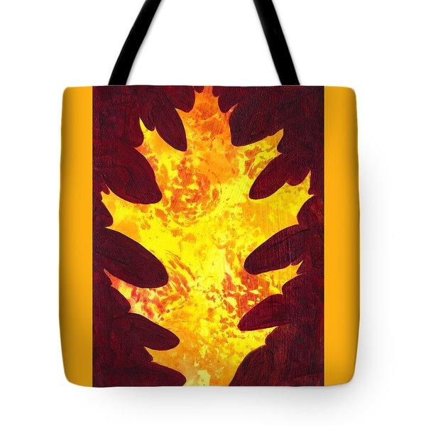 Autumn Oak 1 Tote Bag