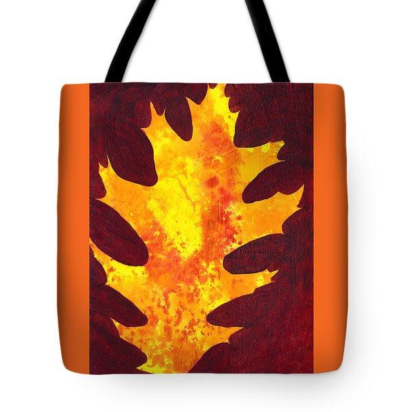 Autumn Oak 2 Tote Bag