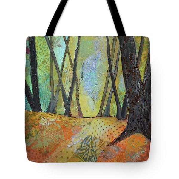 Autumn's Arrival II Tote Bag