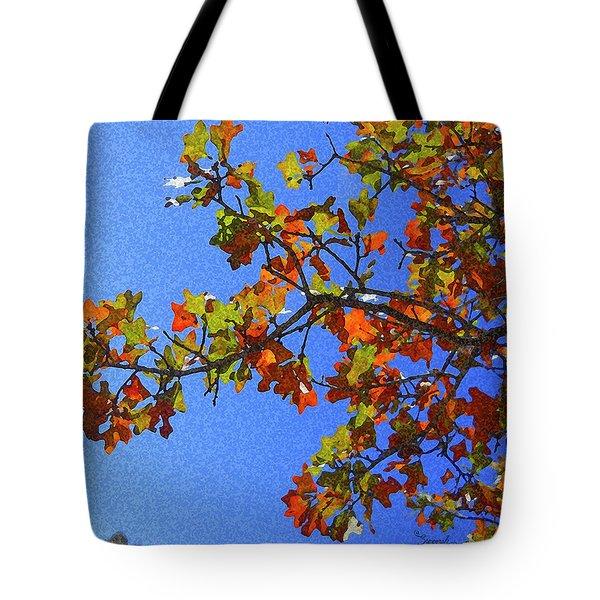 Autumn's Colors Tote Bag