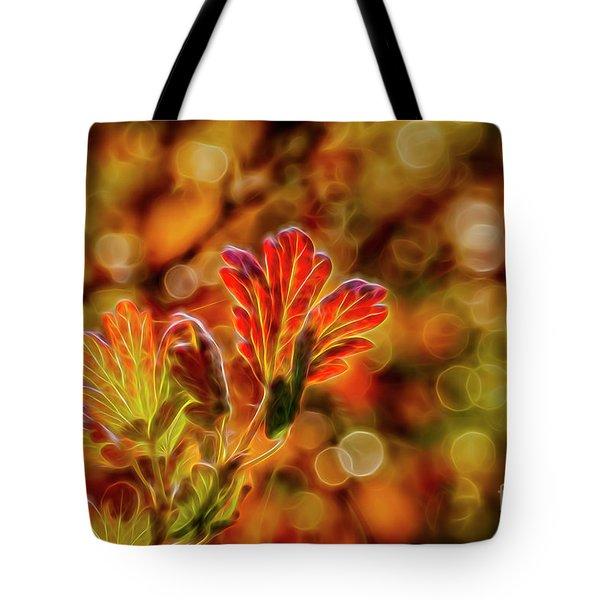 Autumn's Glow 2 Tote Bag