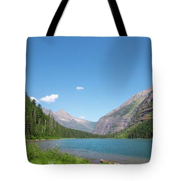 Avalanche Lake Tote Bag