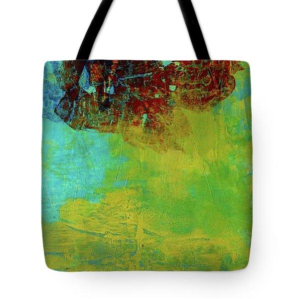 Avant-grande Scenery  Tote Bag