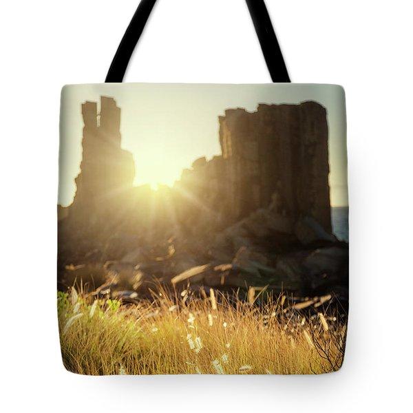 Awake To The Light Tote Bag