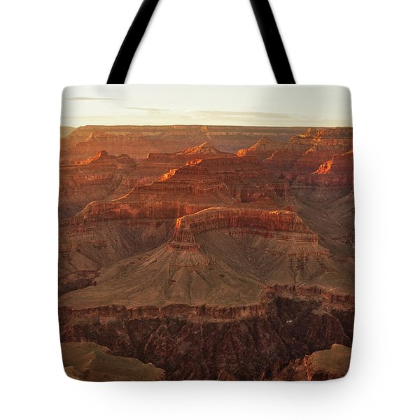 Tote Bag featuring the photograph Awash With Light by Rick Furmanek