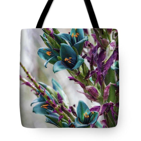 Azure Dreams Tote Bag