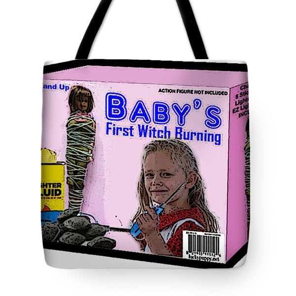 Baby's First Witch Hunt Tote Bag