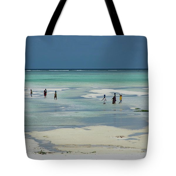 Back From Long Day Tote Bag