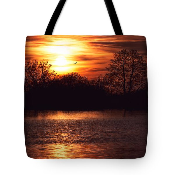 Back To The Sun Tote Bag