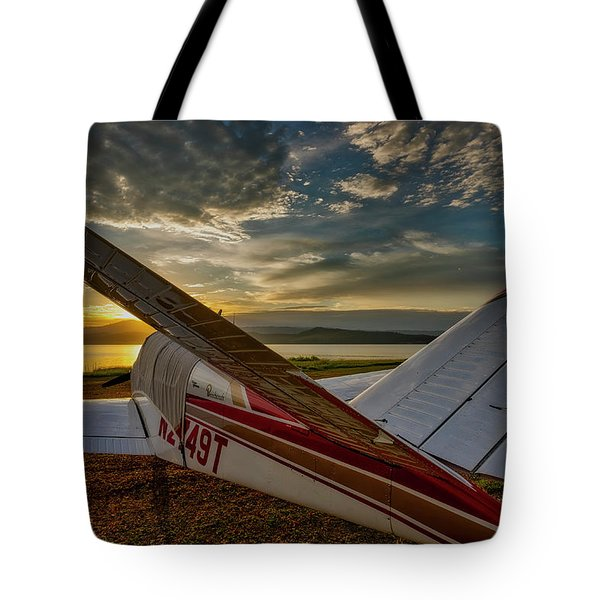 Backcountry Bonanza Tote Bag