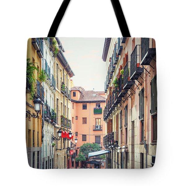 Backstreets Heaven Tote Bag