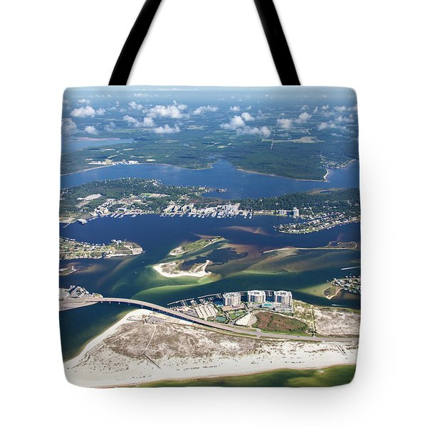 Backwaters 5122-a Tote Bag
