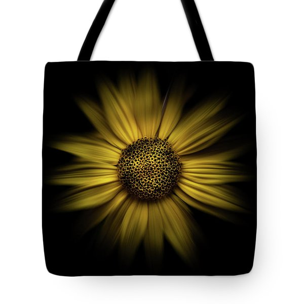 Backyard Flowers 18 Color Flow Version Tote Bag