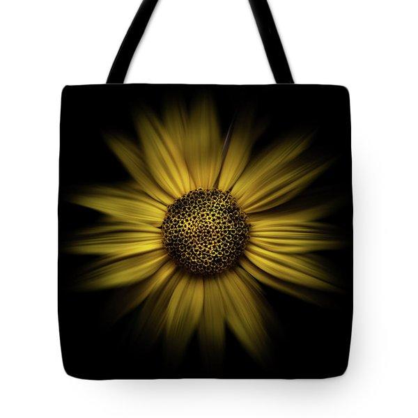 Backyard Flowers 18 Color Flow Version Tote Bag
