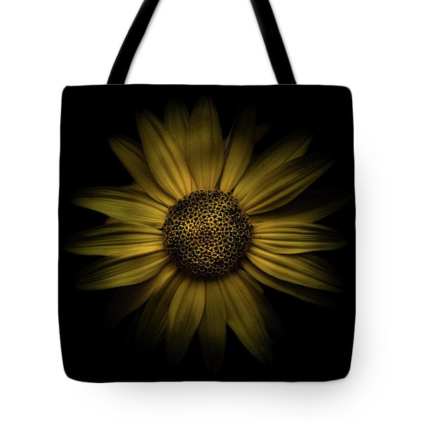 Backyard Flowers 18 Color Version Tote Bag