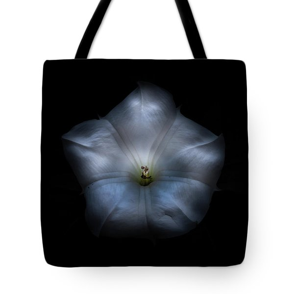 Backyard Flowers 24 Color Version Tote Bag
