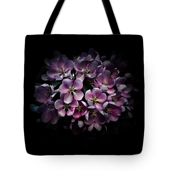 Tote Bag featuring the photograph Backyard Flowers 47 Color Version by Brian Carson