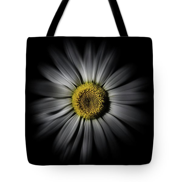 Backyard Flowers 52 Color Flow Version Tote Bag